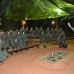 CINDACTA I realiza treinamento de campanha