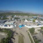 A rotina no Campo Charlie, maior instalação militar da ONU no mundo