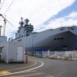 Empresa russa de construção naval (Estaleiro OSK) pode criar análogos do Mistral