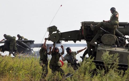 Competições de baterias de artilharia.5