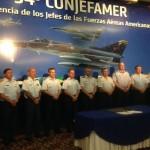 Forças Aéreas latino-americanas firmam acordo de cooperação para combater o crime organizado