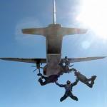 Equipe da FAB vai participar de campeonato mundial de paraquedismo