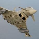 Alenia Aermacchi conclui a primeira fase para integração do míssil Storm Shadow ao Eurofighter Typhoon