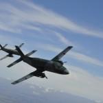 Esquadrões de transporte da FAB realizam Exercício Operacional