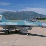Indonésia recebe seus três primeiros F-16 C/D Block 25