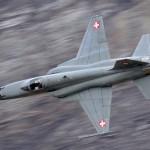 Uruguai praticamente acerta a compra de 10 caças F-5 suíços