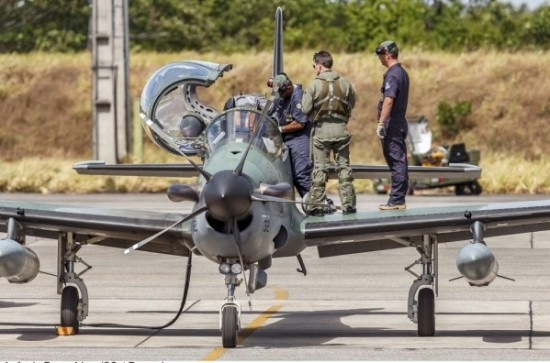Foto Sgt Paulo Rezende Ag Força Aérea