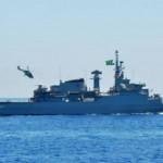 Força-Tarefa Marítima da Força Interina das Nações Unidas no Líbano tem novo Capitânia