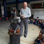 Técnico do ITA leva responsabilidade ambiental a crianças de São José dos Campos