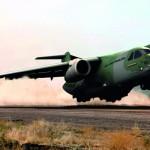 Embraer participa de exercício da FAB para aperfeiçoar nova aeronave