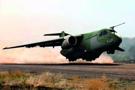 KC 390 Figura