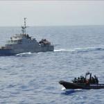 Marinha do Líbano realiza pela primeira vez patrulha de área marítima em conjunto com a FTM-UNIFIL
