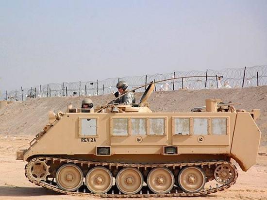 O carro blindado M113 é outro projeto antigo. Foi muito usado em combates no Vietnã. Em conflitos mais recentes, como a Guerra do Iraque, foi empregado para transporte de soldados e feridos.