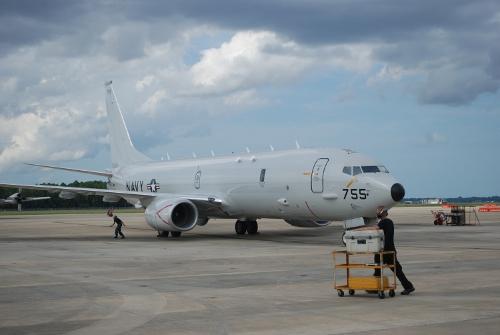 P-8A-Poseidon-entrega-número-15-de-produção-em-Jacksonville-foto-USN