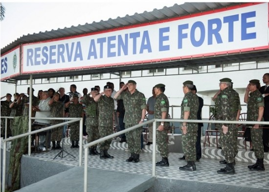 Passagem de Comando na FPac