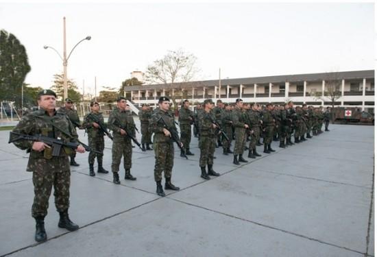 Passagem de Comando na FPac2