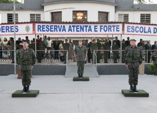 Passagem de Comando na FPac3