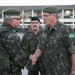 Passagem de Comando da Força de Pacificação Maré