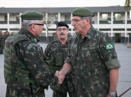 Passagem de Comando na FPac5