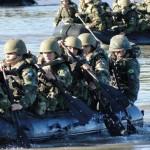 """Operação Guarani : Tropa depara-se com os """"Deslocados"""" e Comandantes acompanham o desenrolar das Ações"""