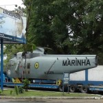 "Museu Aeroespacial recebe o ""Rei do Mar"""
