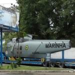 """Museu Aeroespacial recebe o """"Rei do Mar"""""""