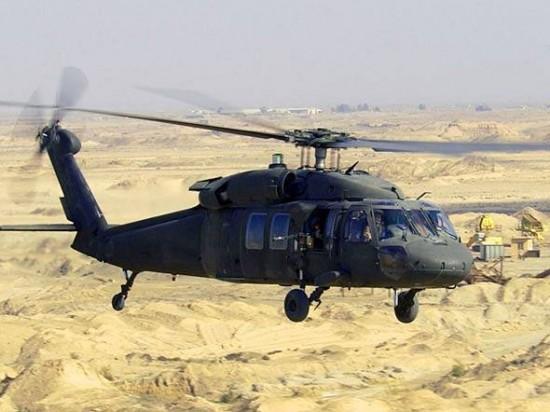 Segundo alguns relatos, quando os extremistas tomaram o aeroporto de Mossul, no Iraque, havia helicópteros americanos Black Hawk lá. Nenhum foi visto voando depois da captura. É possível que tenham sido danificados.