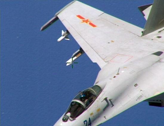 Shenyang-J-11B-1