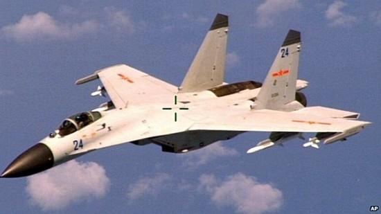 Shenyang-J-11B1