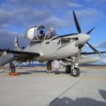 Embraer Defesa & Segurança promove o A-29 Super Tucano em feira tecnológica aeroespacial da USAF