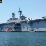 LHA-6 USS América Chegará ao Rio de janeiro para visita e exercícios com a Marinha do Brasil