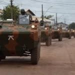 """34º Batalhão de Infantaria Mecanizado em exercício de adestramento com a VBTP – """"GUARANI"""""""