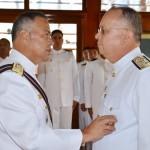 Marinha de Guerra do Peru condecora Comandante do 9º Distrito Naval