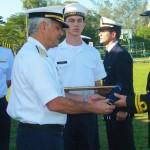 Conclusão do Curso de Aperfeiçoamento de Aviação para Oficiais (CAAVO) na habilitação em Asa Fixa