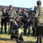CCOPAB capacita comandantes de pelotões e subunidades que vão atuar no Haiti