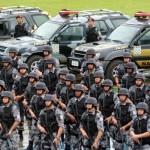 Força Nacional apoia ações de segurança no Rio de Janeiro