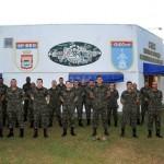 Estágio de Preparação do 21° Contingente da Companhia de Engenharia de Força de Paz-Haiti