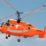 Russian Helicopters inaugura um centro de manutenção no Brasil para os Ka-32