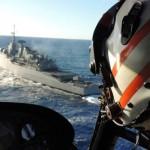 Fragata Constituição da Marinha já está em atividade como nau capitânia da FTM-Unifil