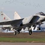 """Russia vai desenvolver um substituto para seus MiG-31 """"Foxhound"""" à partir de 2017"""