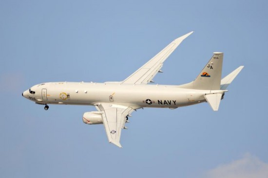 p-8-poseidon-display-flight