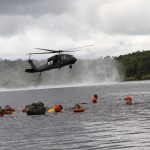 CABAS: Curso de sobrevivência na selva para militares da Força Aérea Brasileira