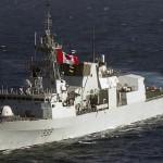 Navios da OTAN deixam o Mar Negro