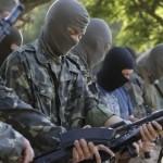 Uma verdadeira 'Legião estrangeira' pega em armas no conflito na Ucrânia