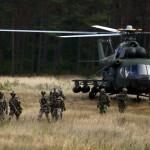 OTAN realiza manobras na Polônia