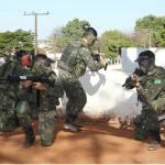 Estágio de Operações Militares em Ambiente Urbano do 36º Batalhão de Infantaria Motorizado