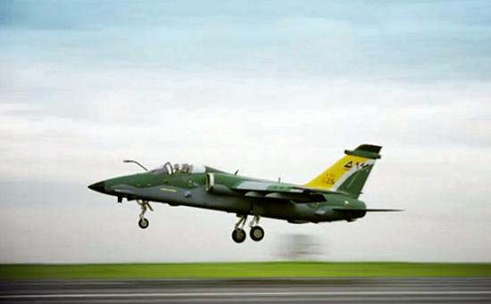 A-1M-voando