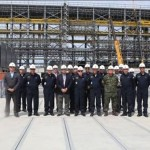 Comandante de Operações Navais visita instalações do EBN em Itaguaí (RJ)