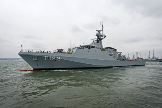Araguari-maiden-sea-trials-1-580x386