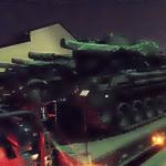 Base de Apoio Logístico do Exército faz o Transporte de Viaturas Gepard